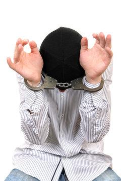 Hostage in Handcuffs