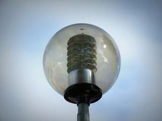 Close-Up Of Street Light Fotomurales