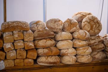 Fototapeta bochenki chleb pieczywo obraz