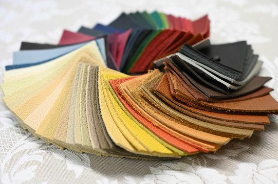 cuir pour tapissier et cordonnier