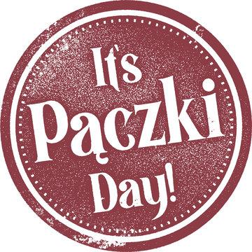 It's Paczki Day Polish Pastry Celebration