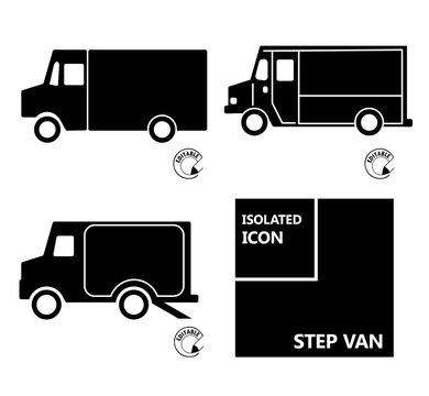 Icon STEP VAN