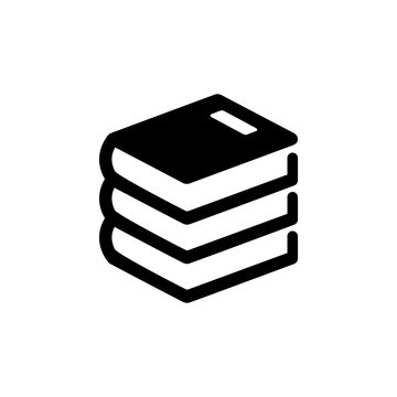 Book Icon Design Template Eps 10