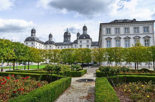Das neue Schloss Bensberg , Nordrhein-Westfalen, Deutschland