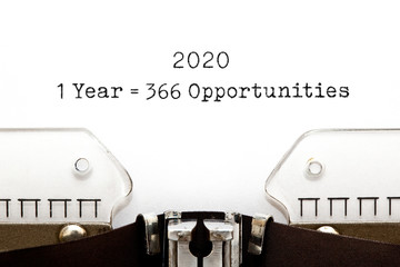 Aluminium Prints London 1 Leap Year 2020 Equal To 366 Opportunities