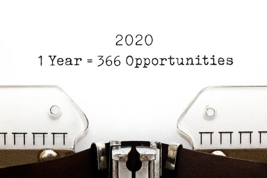 1 Leap Year 2020 Equal To 366 Opportunities
