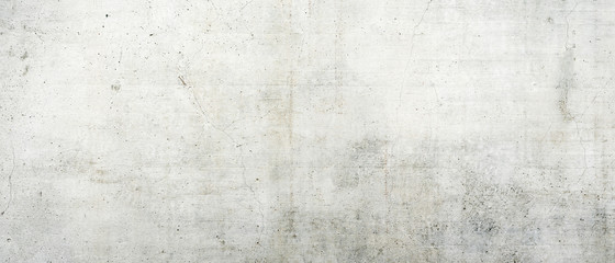 White grungy concrete wall as background