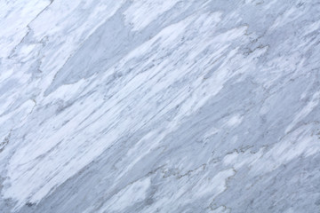 Tuinposter Marmer Marble background in blue color for your interior work. High quality texture.