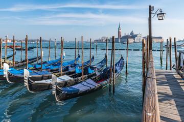 Between masks, Gondolas and art. Venice. Italy
