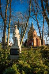 Kirche Stolpe auf Usedom