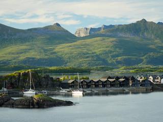 Senja Island in Northern Norway