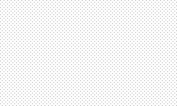 Polka dot pattern vector. Black polka dots