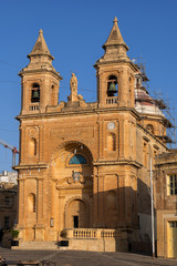Parish Church of Our Lady of Pompei in Malta