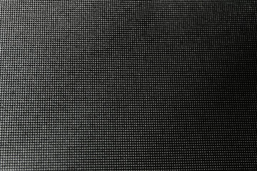 Textured grey fabric as background, closeup view