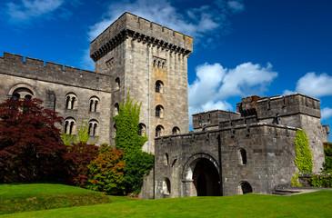 Penrhyn Castle in Wales, United Kingdom
