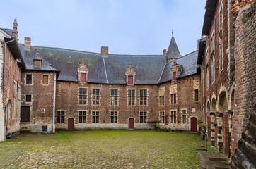 Van Horst Castle in Belgium