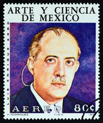 Luis Enrique Erro, founder of the Observatory of  Tonantzintla (Mexico 1973)