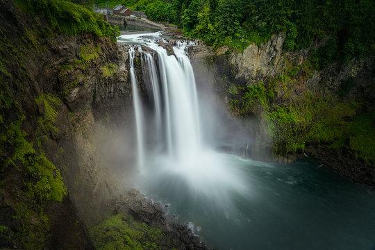 Snoqualmie Falls - Long Exposure