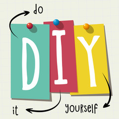 DIY: Abbreviation for Do it Yourself