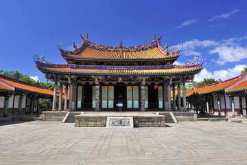 Wall Murals Place of worship Confucius Temple