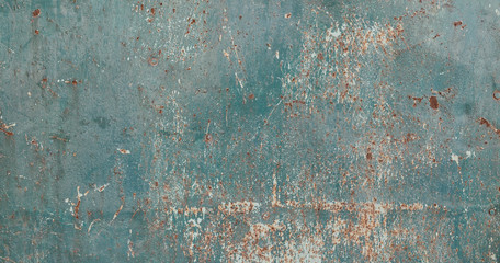 Old rustic grunge wall texture background with space for text or a photo Wall mural