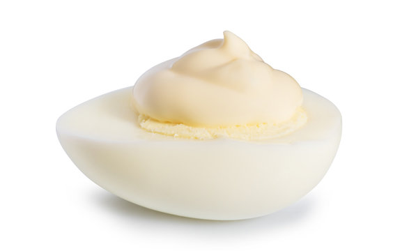 egg with mayonnaise