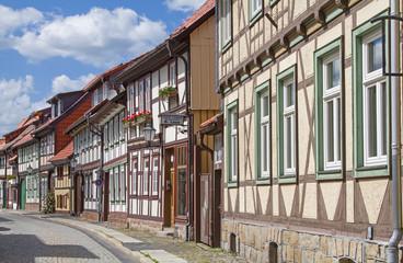 Werningerode - die bunte Stadt am Harz