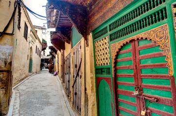 Old Fes Medina, Morocco