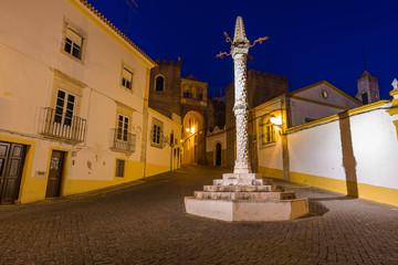 Old street - Elvas Portugal