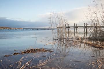 sonniger Nachmittag am See