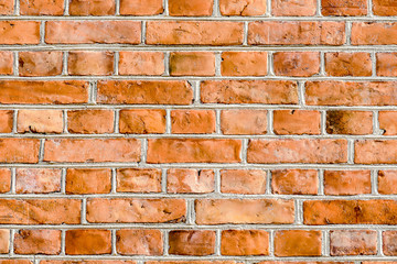 old red brick wall background, in Sweden Scandinavia North Europe