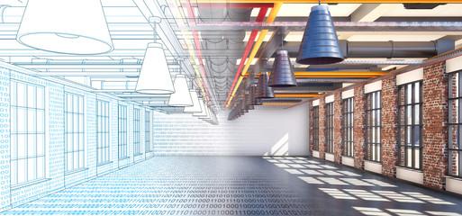 BIM die Planungsmethode ist die Digitalisierung im Bauwesen