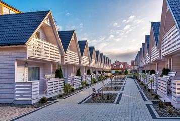 Ferienhaus in Darlowo bei Ostseeküste