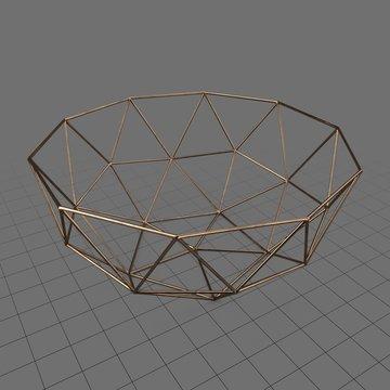 Geometric bowl 1