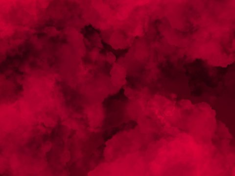 red grunge background with copy space for text