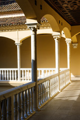 Palace of Buenavista in Malaga, Spain