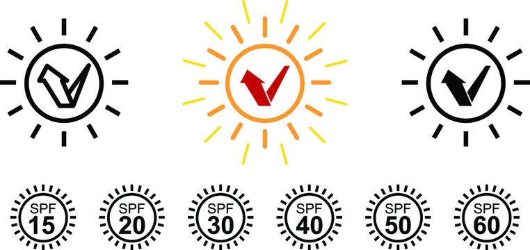 UV Sun Protection icon