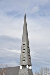 Kirchturm modern