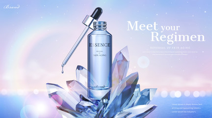 Obraz Elegant essence ads - fototapety do salonu