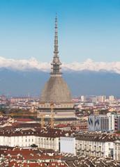 Italy, Turin, Mole Antonelliana