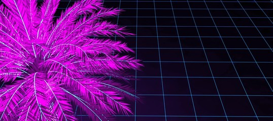 Vaporwave Plant Photos Royalty Free Images Graphics Vectors
