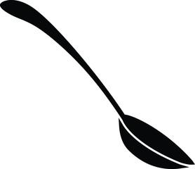 spoon  icon, vector