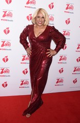 Darlene Love at arrivals for The American Heart Association's Go Red for Women Red Dress Collection 2020
