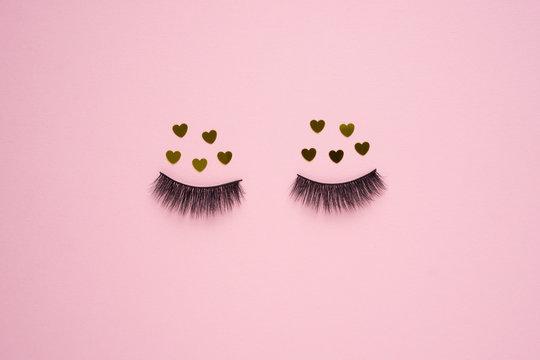 Beautiful lashes.