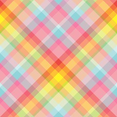 Seamless pattern in fantasy festive colors for plaid, fabric, textile, clothes, tablecloth and other things. Vector image. 2