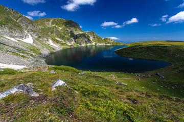 Kidney Lake in Rila Mountains