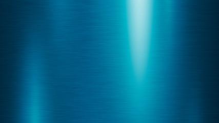 Blue metal texture background illustration