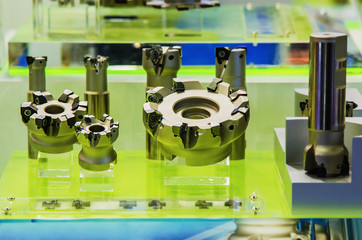 face  and plunge  milling cutters