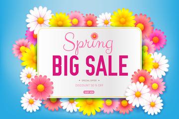 Spring Sale Background 006