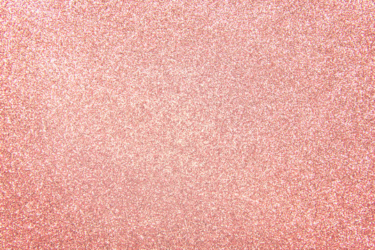 rose gold - bright and pink champagne sparkle glitter pattern background